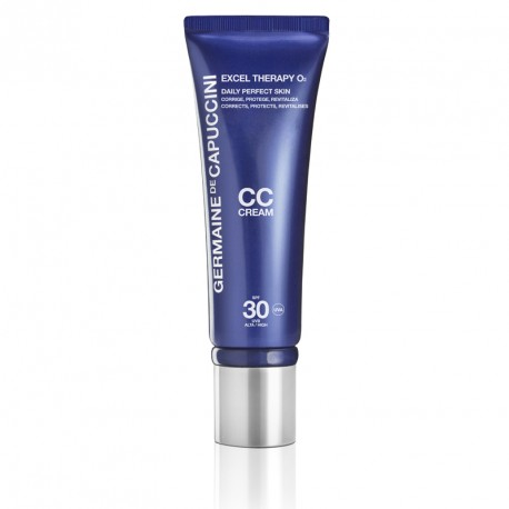 CC KRÉM DAILY PERFECT SKIN - BÉŽOVÝ EXCEL THERAPY O2
