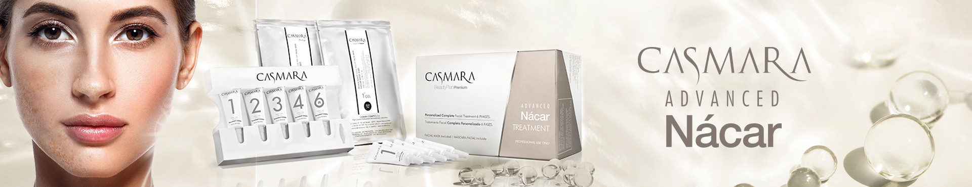 CASMARA ADVANCED NÁCAR